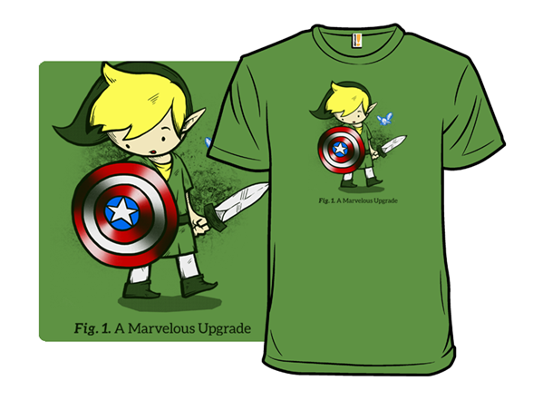 A Marvelous Upgrade T Shirt