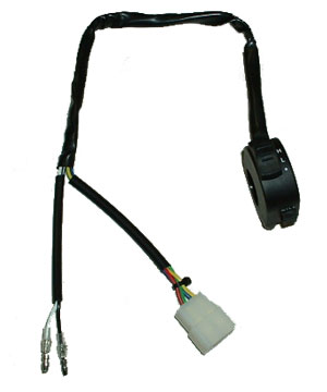 Baja Designs 129022 KS 3 Position and Kill Switch Wired For L.K.