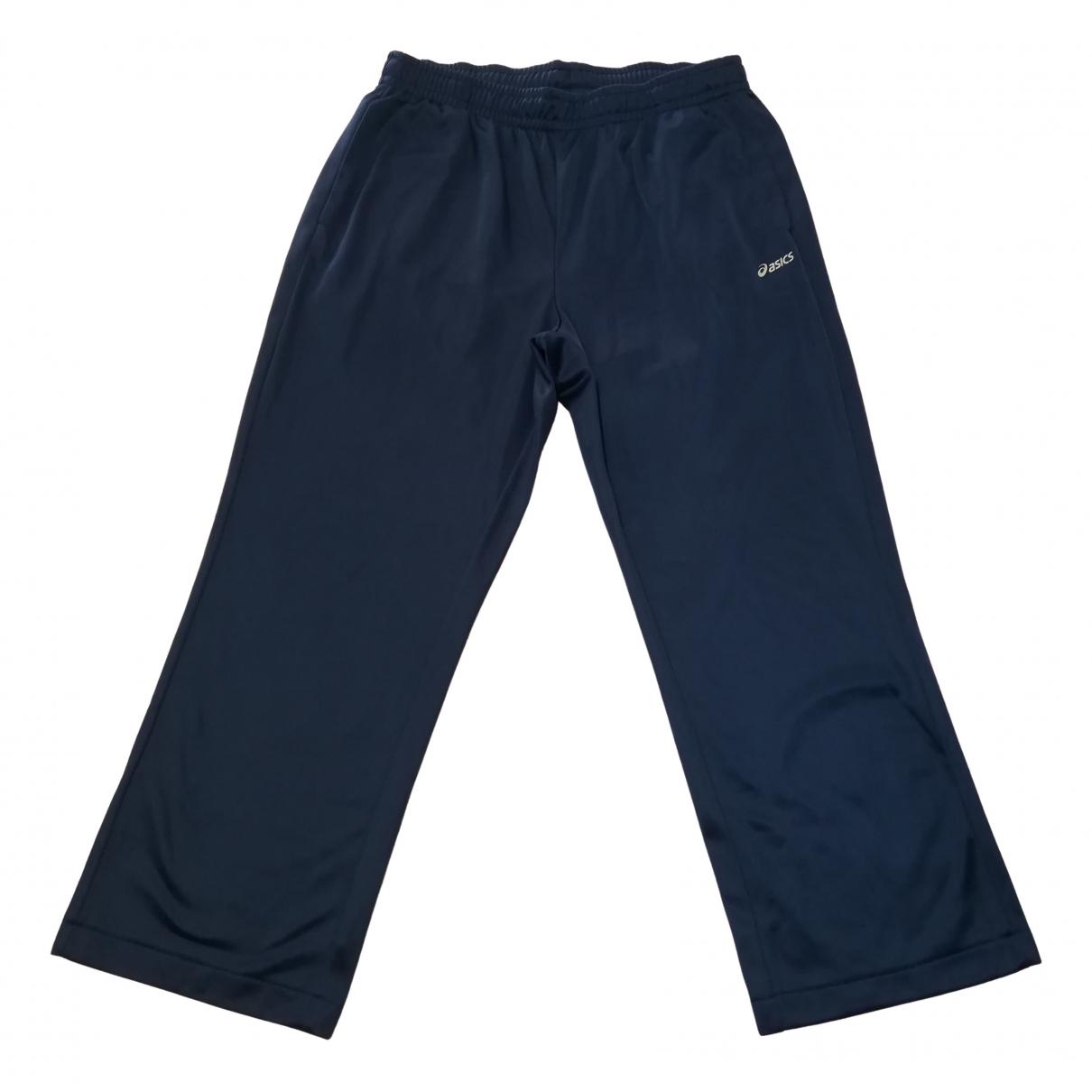 Asics \N Blue Trousers for Men L International