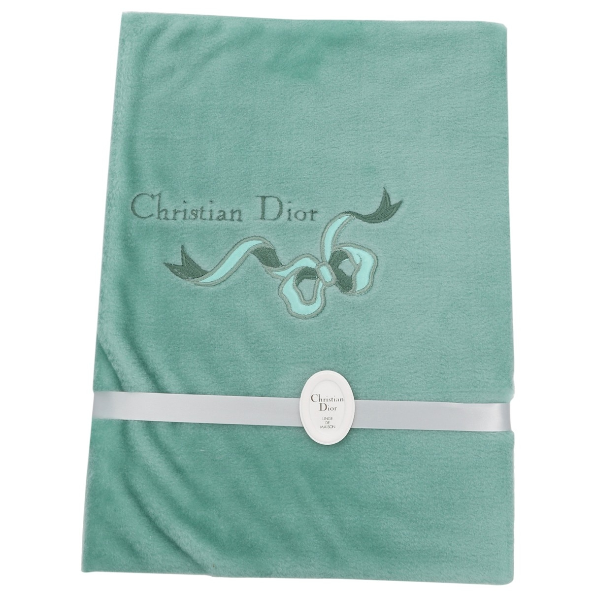 Dior - Linge de maison   pour lifestyle - bleu
