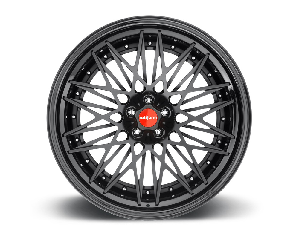 Rotiform QLB-3PCFORGED-DEEP QLB 3-Piece Forged Deep Concave Center Wheels