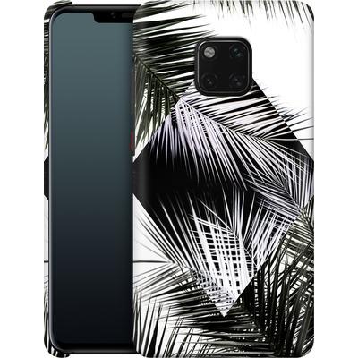 Huawei Mate 20 Pro Smartphone Huelle - Palm Leaves 3 Geometry 2 von Mareike Bohmer