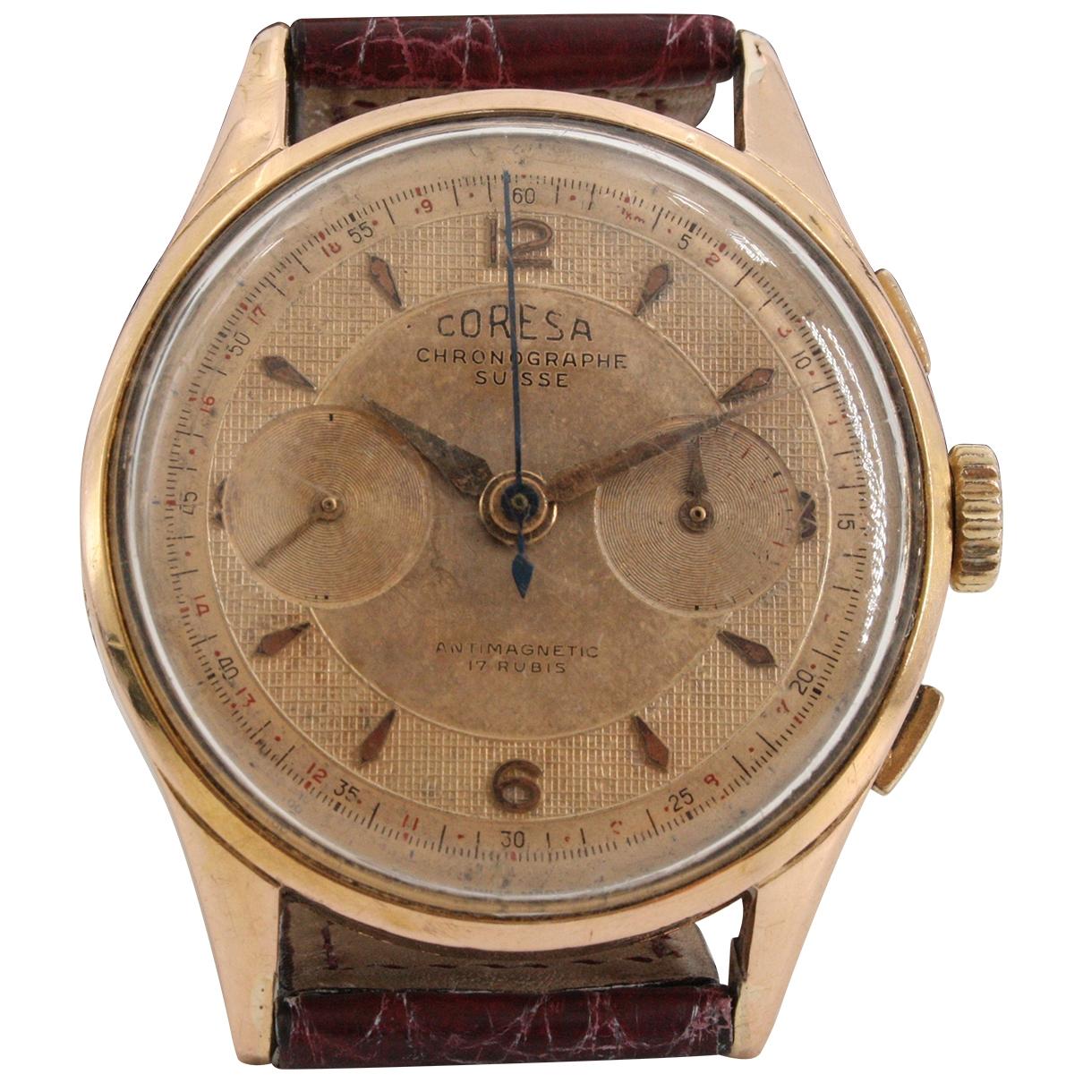 Relojes de Oro rosa Non Signe / Unsigned