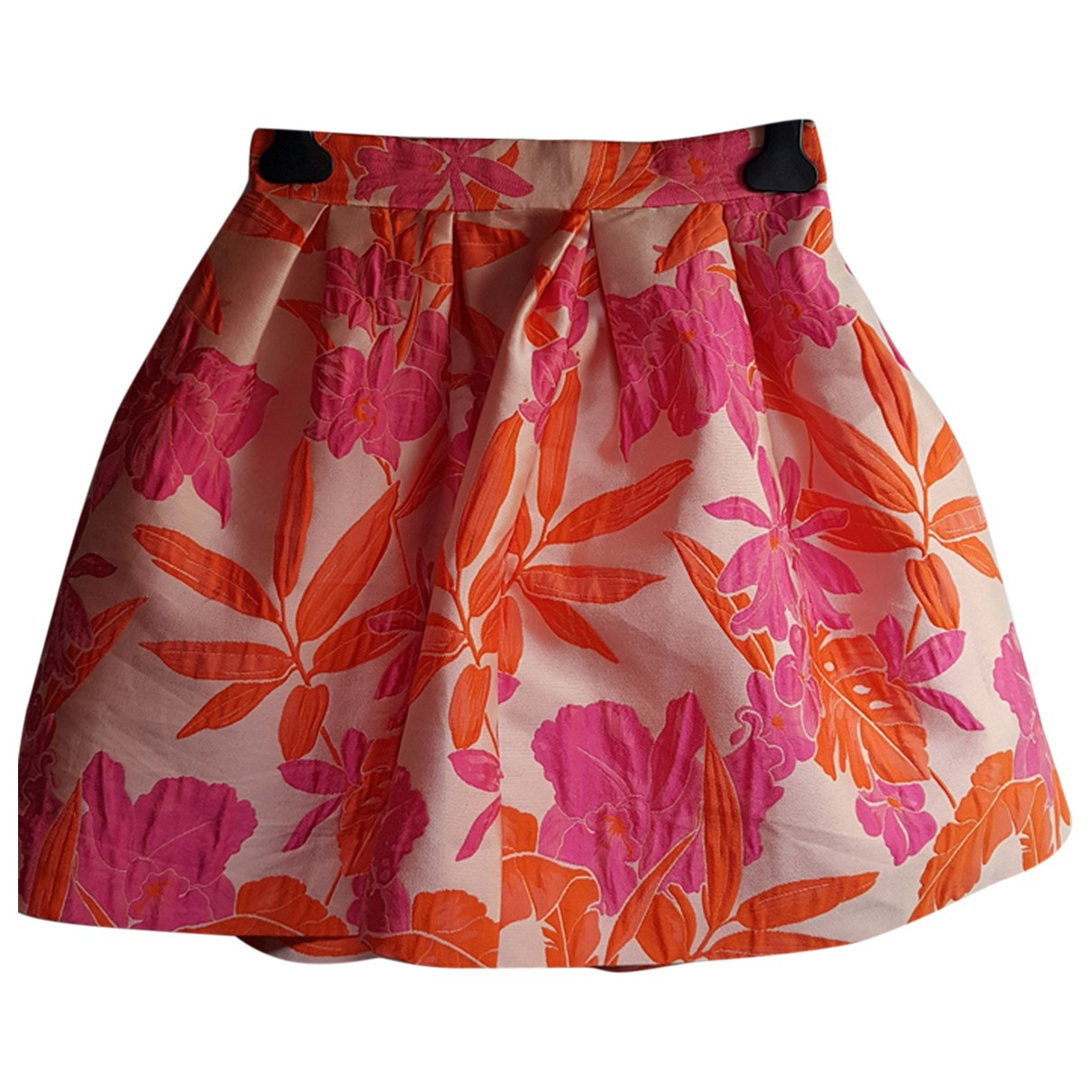 Parosh - Jupe   pour femme en coton - rose