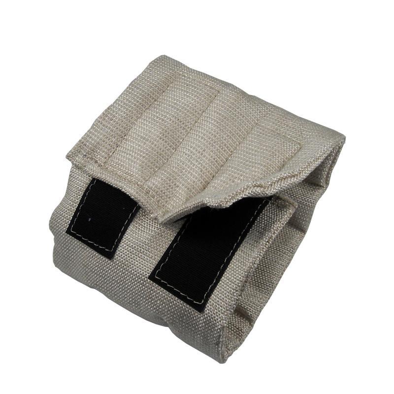 Heatshield Products Starter motor heat shield, prevents starter heat lock up, prolongs life