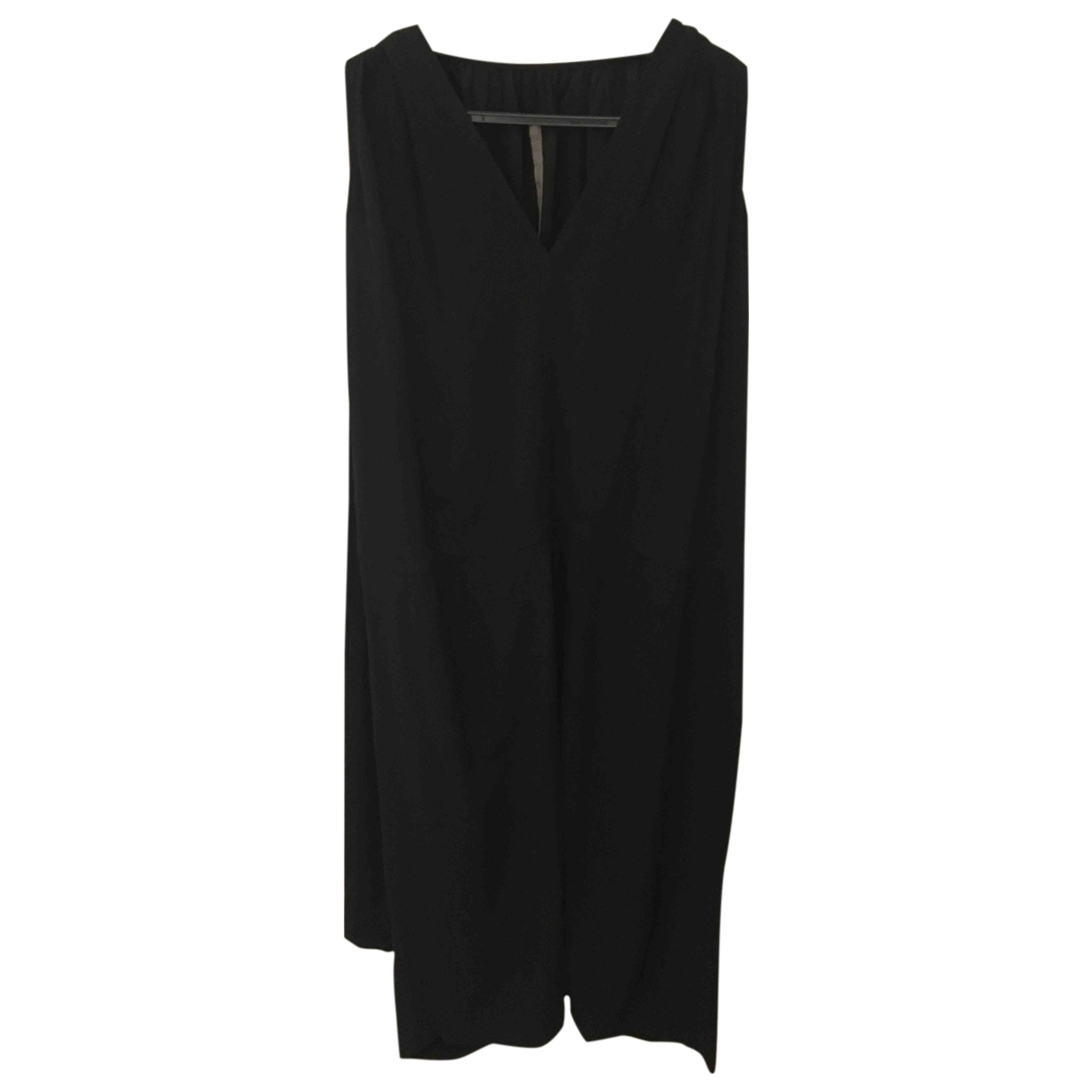 Rick Owens \N Black jumpsuit for Women 40 IT