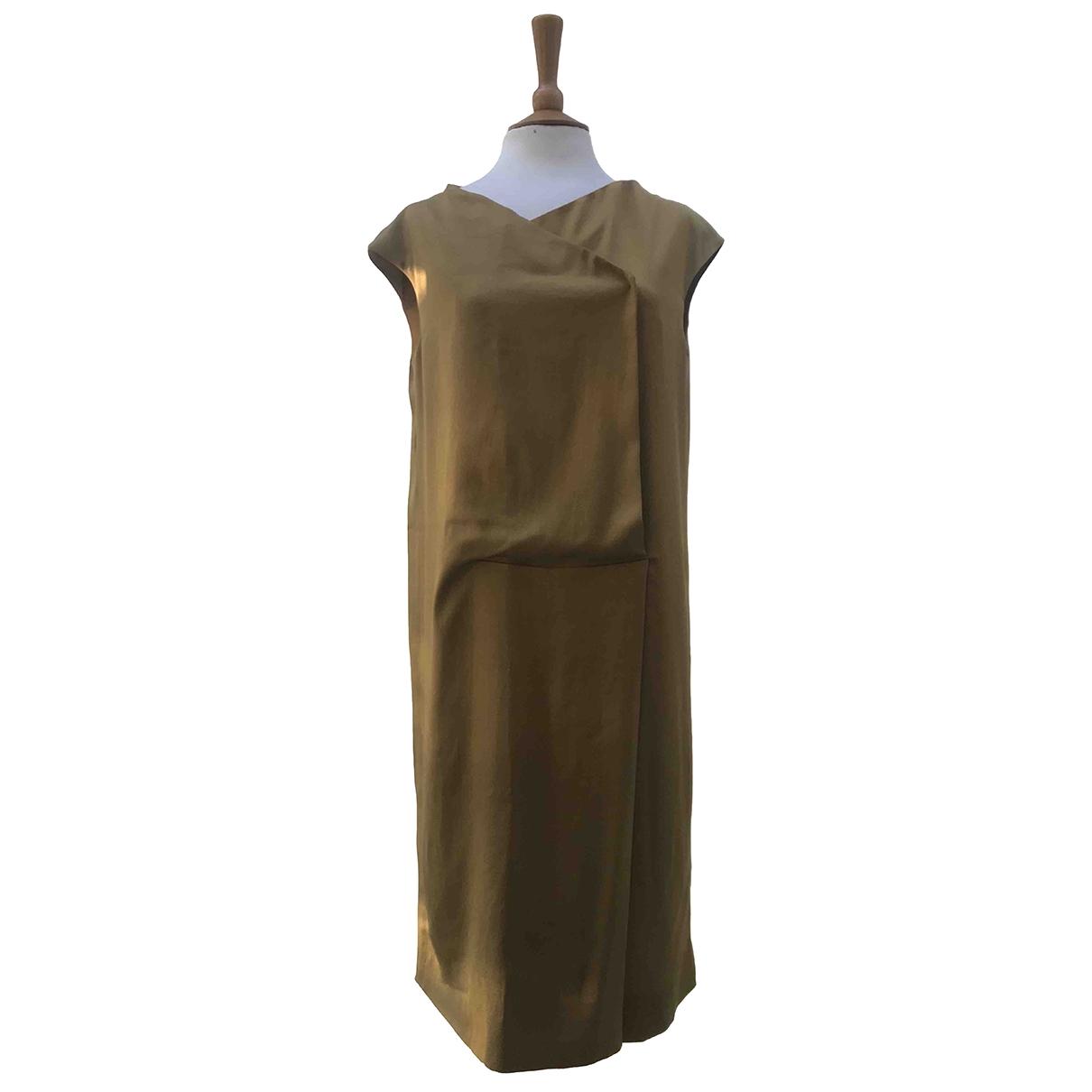 Cacharel \N Yellow dress for Women 40 FR