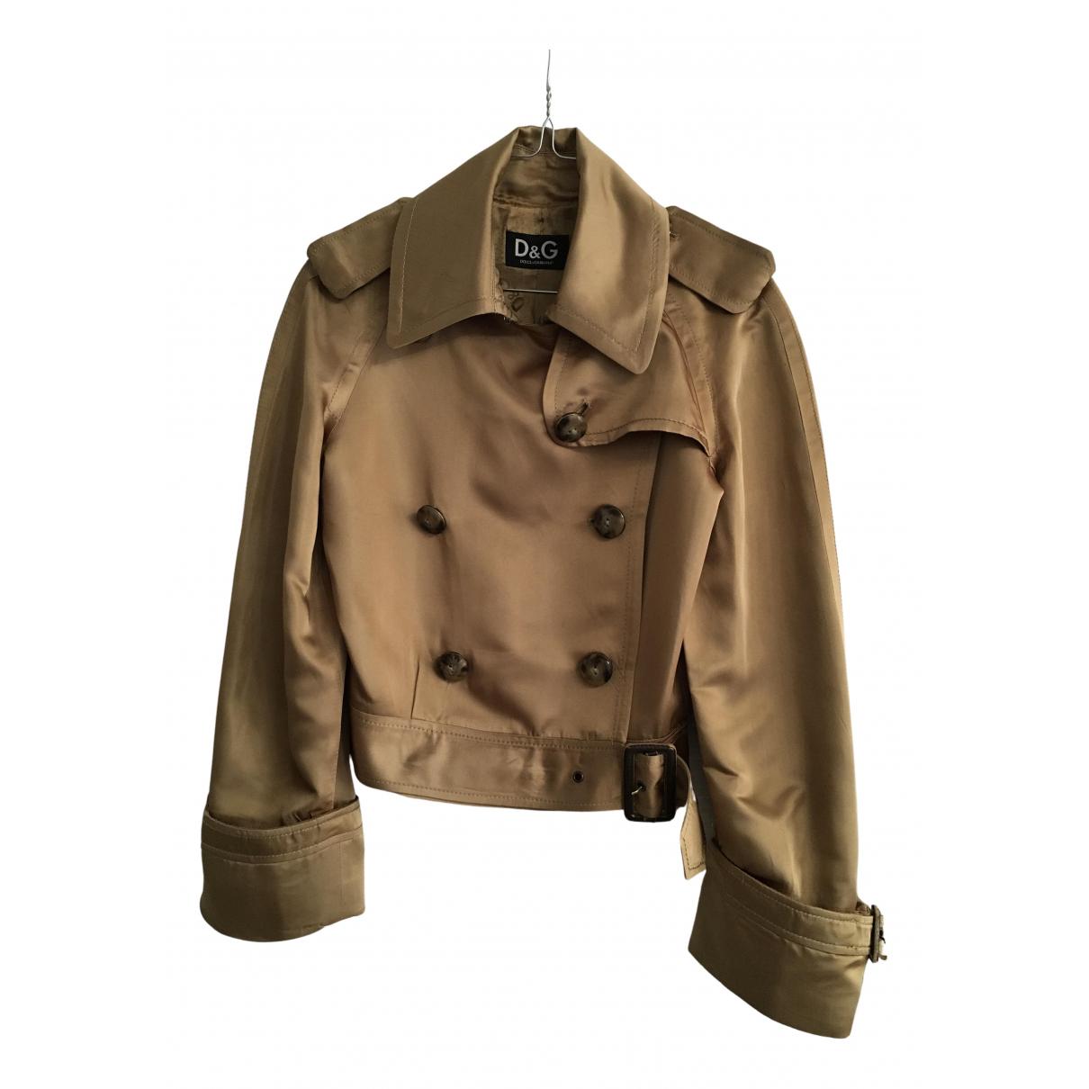 D&g N Camel jacket for Women S International