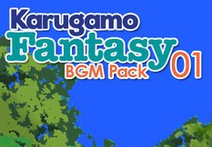 RPG Maker MV - Karugamo Fantasy BGM Pack 01 DLC Steam CD Key