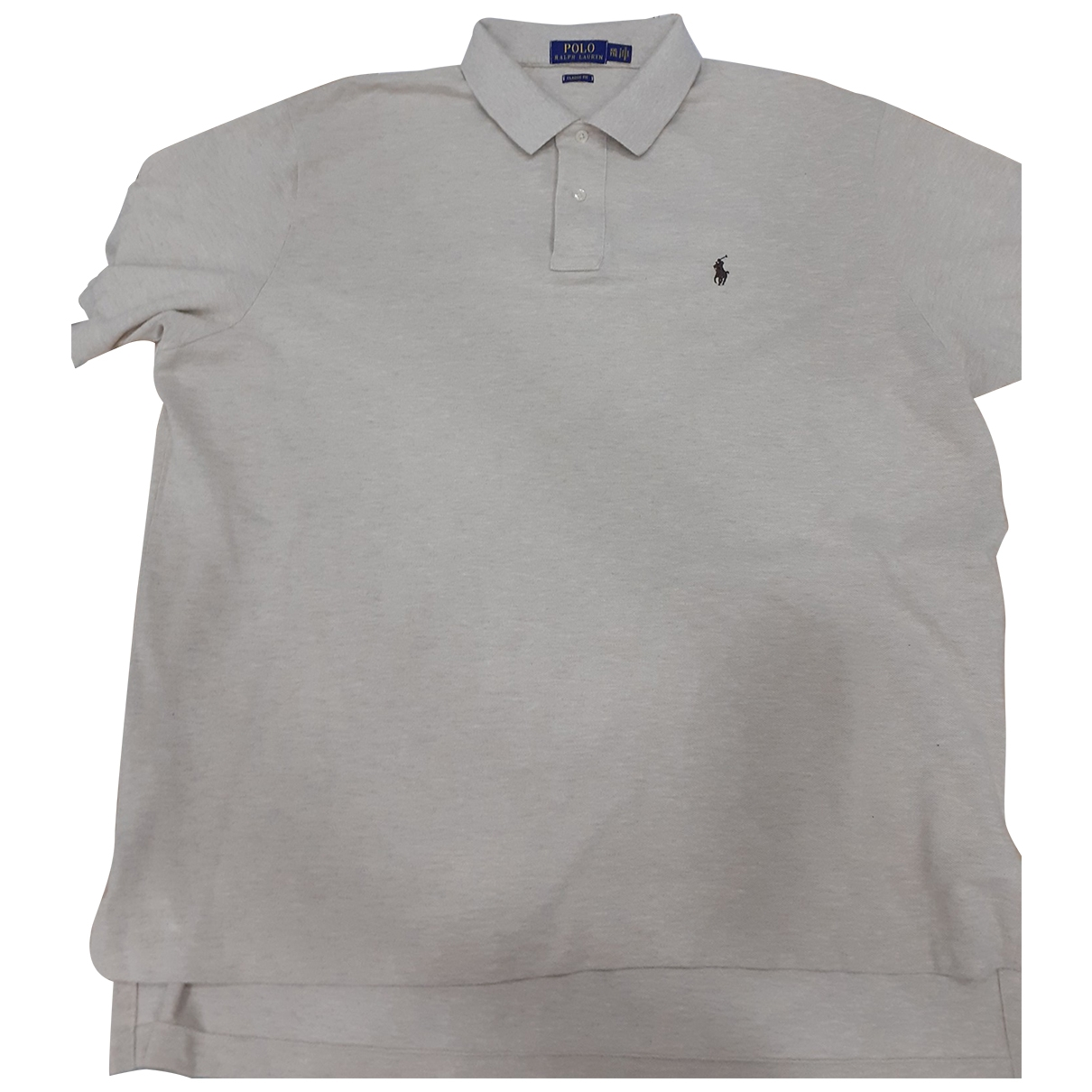 Polo Ralph Lauren Polo classique manches courtes Poloshirts in  Beige Baumwolle