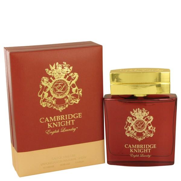English Laundry - Cambridge Knight : Eau de Parfum Spray 3.4 Oz / 100 ml