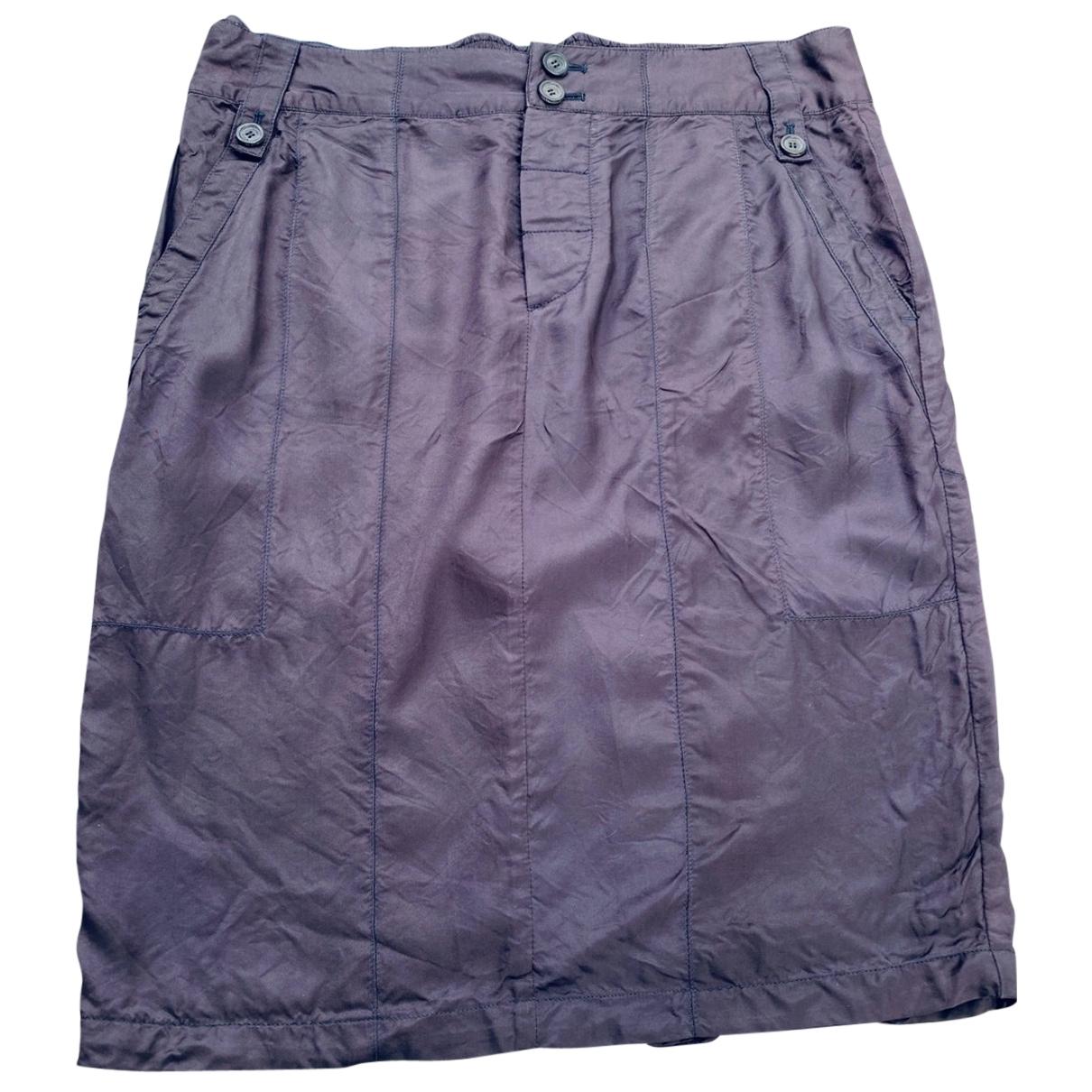 Gucci N Purple Silk skirt for Women L International
