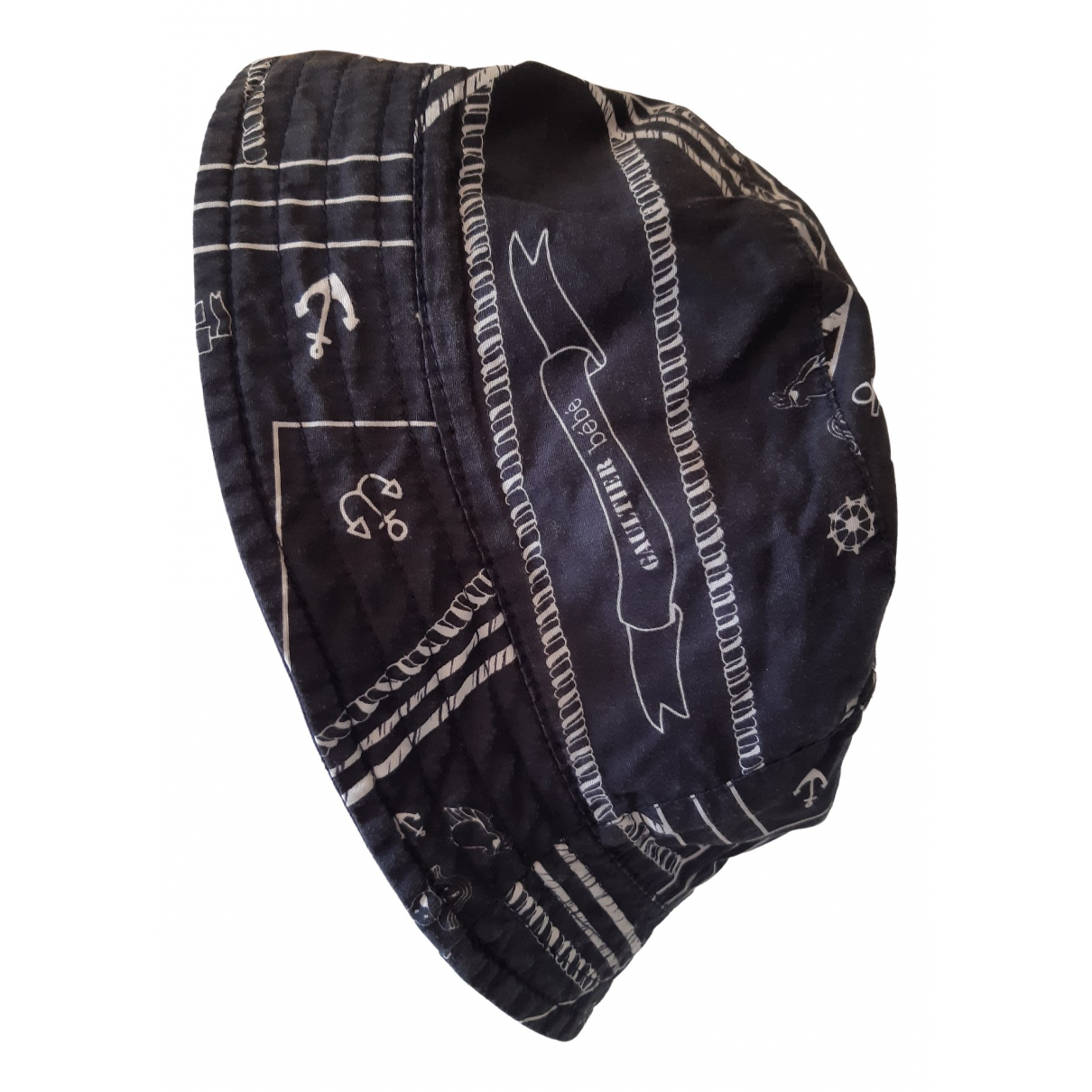 Gaultier Junior \N Hut, Muetzen, Handschuhe in  Blau Baumwolle