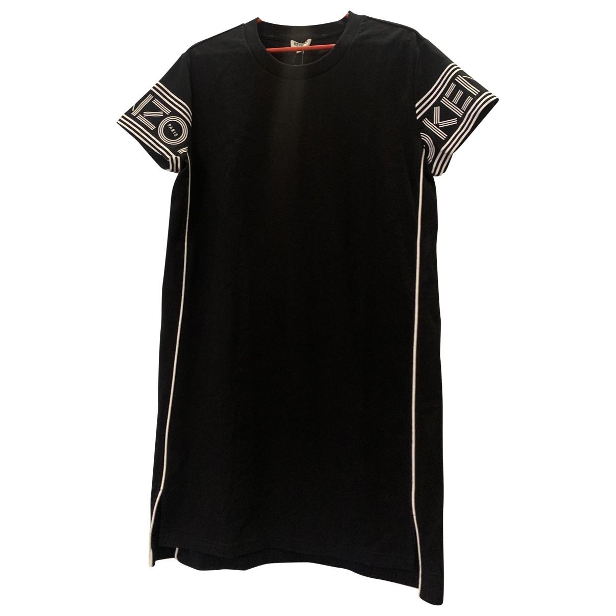 Kenzo \N Black Cotton dress for Women M International