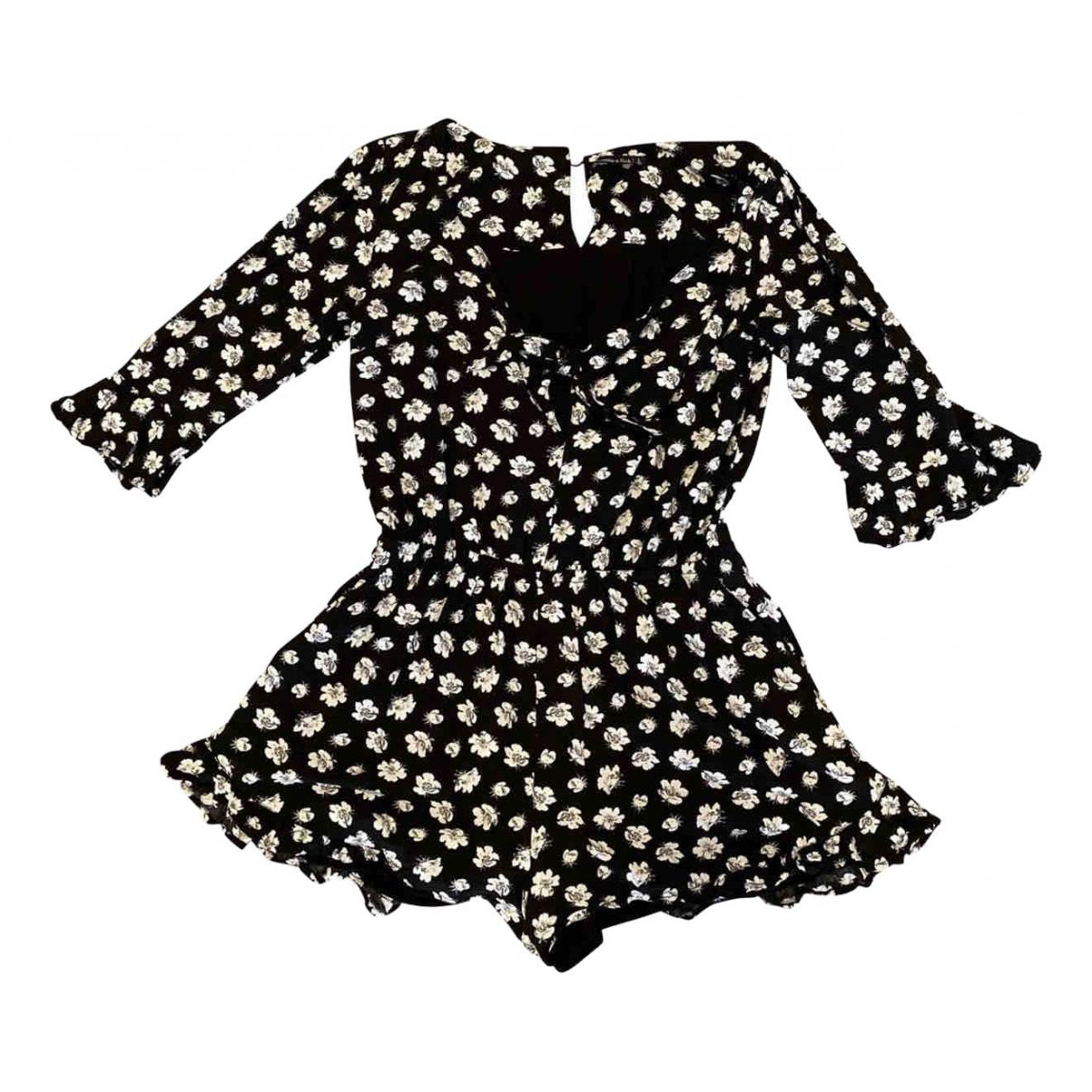 Abercrombie & Fitch \N Black jumpsuit for Women L International