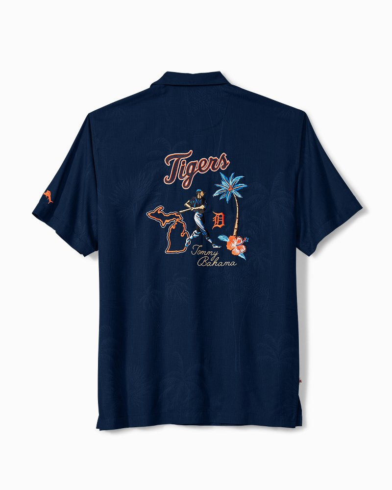 MLB® Tigers® Bases Loaded Camp Shirt