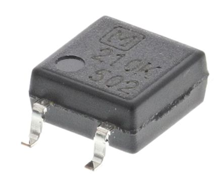 Panasonic 0.12 A SPNO Solid State Relay, PCB Mount, MOSFET, 350 V Maximum Load