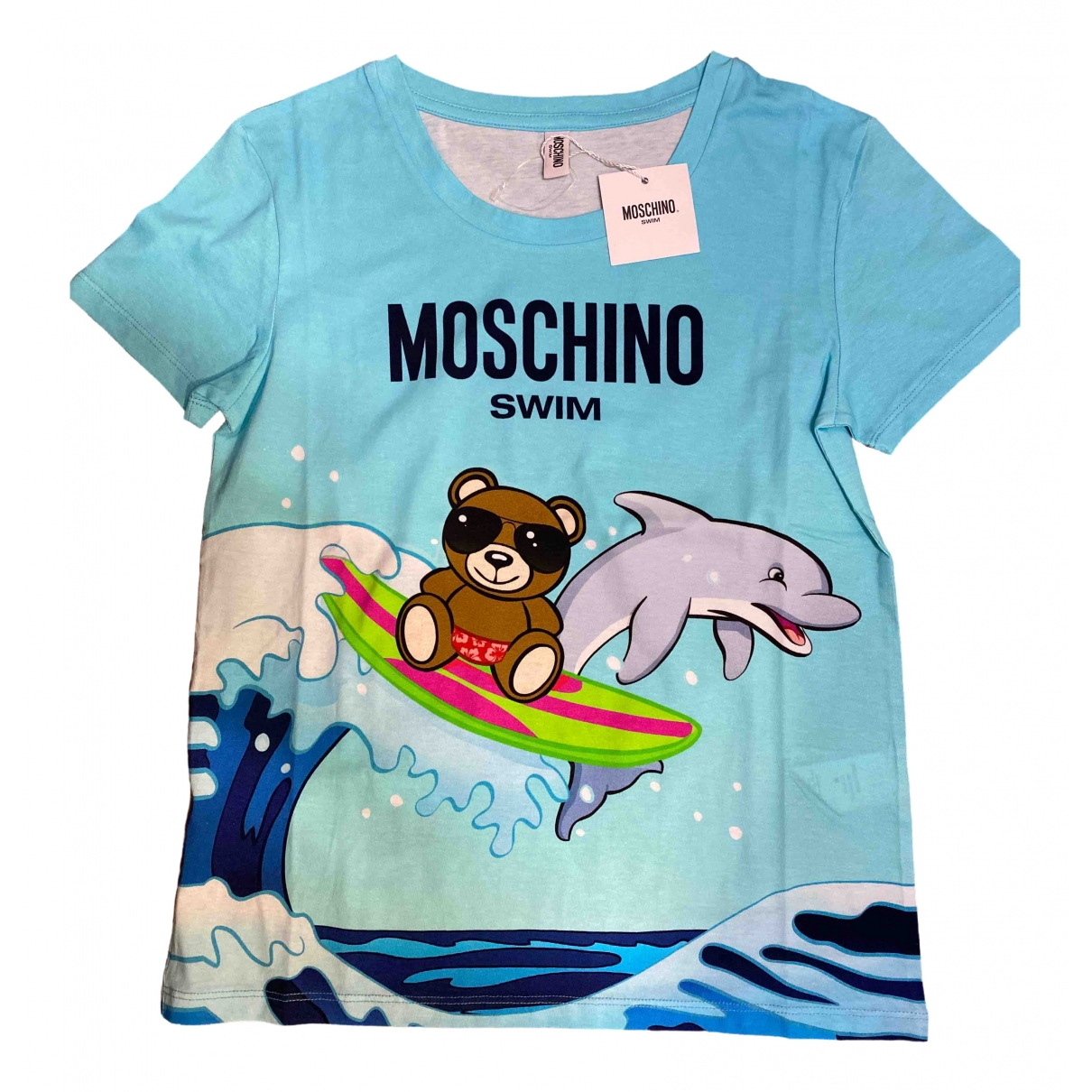 Moschino \N Multicolour Cotton  top for Women XS International