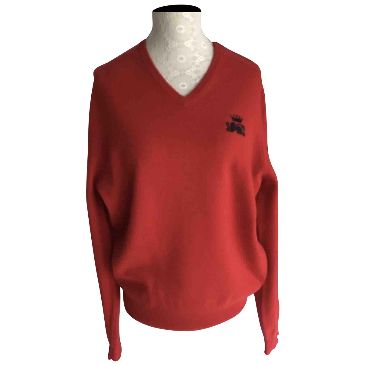 Rugby Ralph Lauren - Pulls.Gilets.Sweats   pour homme en cachemire - rouge