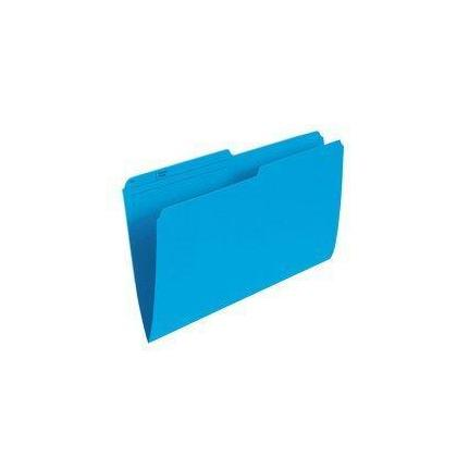 Pendaflex@ Recycled Coloured Reversible File Folders, 100 folders per box