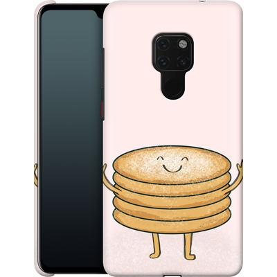 Huawei Mate 20 Smartphone Huelle - Pancake-man with Sugar von caseable Designs