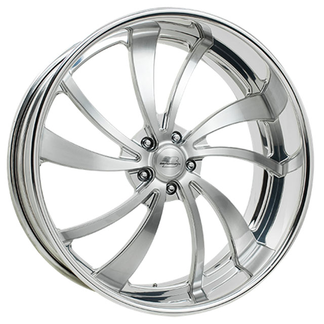 Billet Specialties DT84221Custom BLVD 84 Wheels 22x10