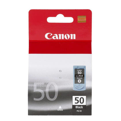 Canon PG50 Original Black Ink Cartridge