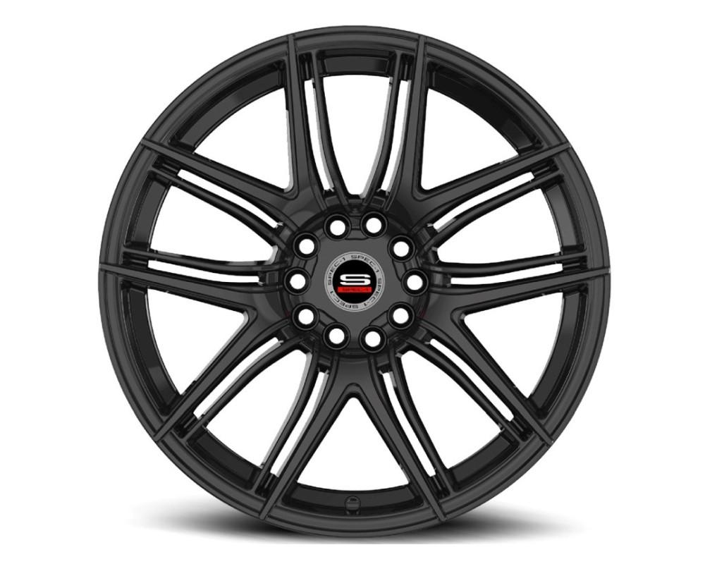 Spec-1 SP-56 Wheel Racing Series 20x8.5 5x112|5x114.3 38mm Gloss Black