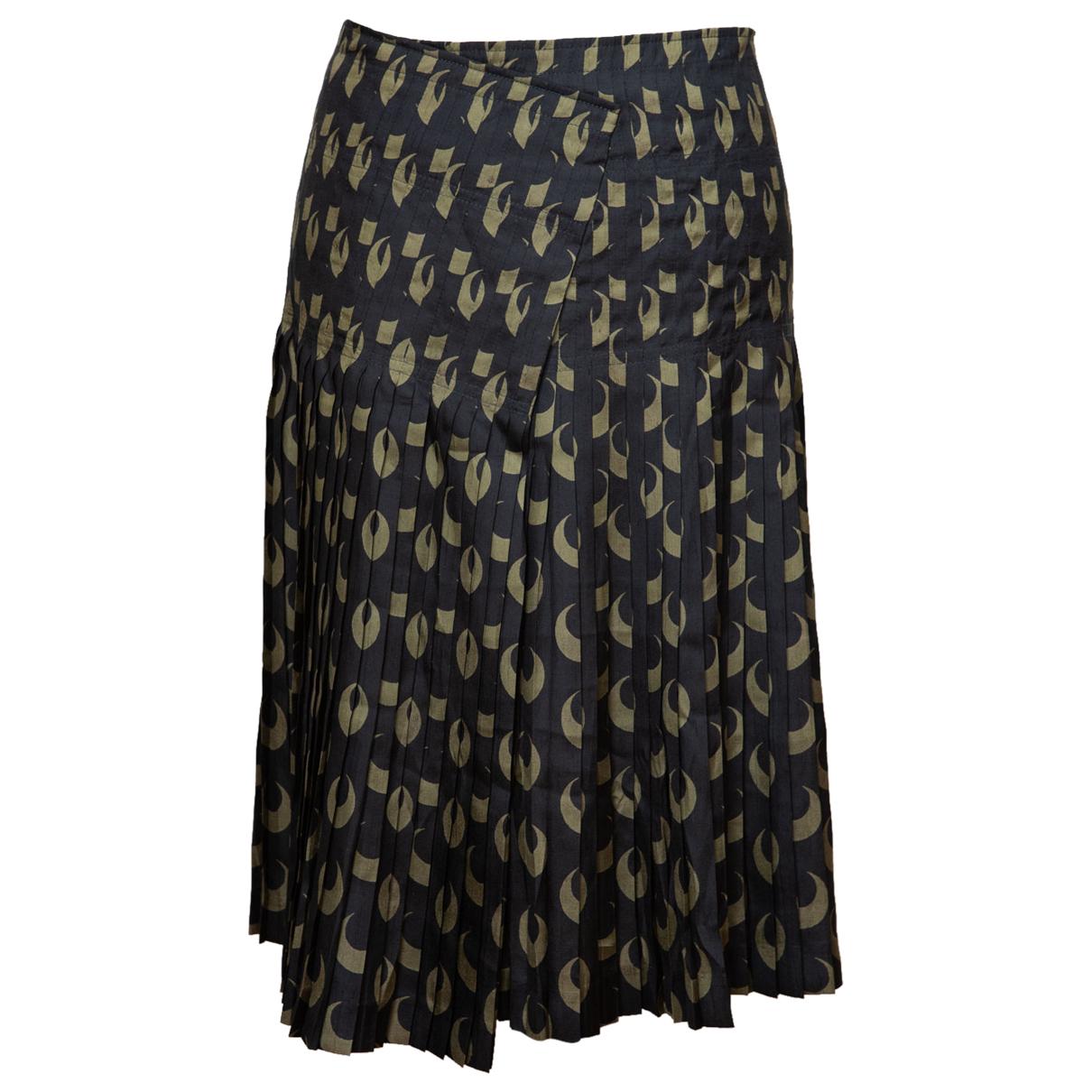 Dries Van Noten \N Multicolour Silk skirt for Women L International