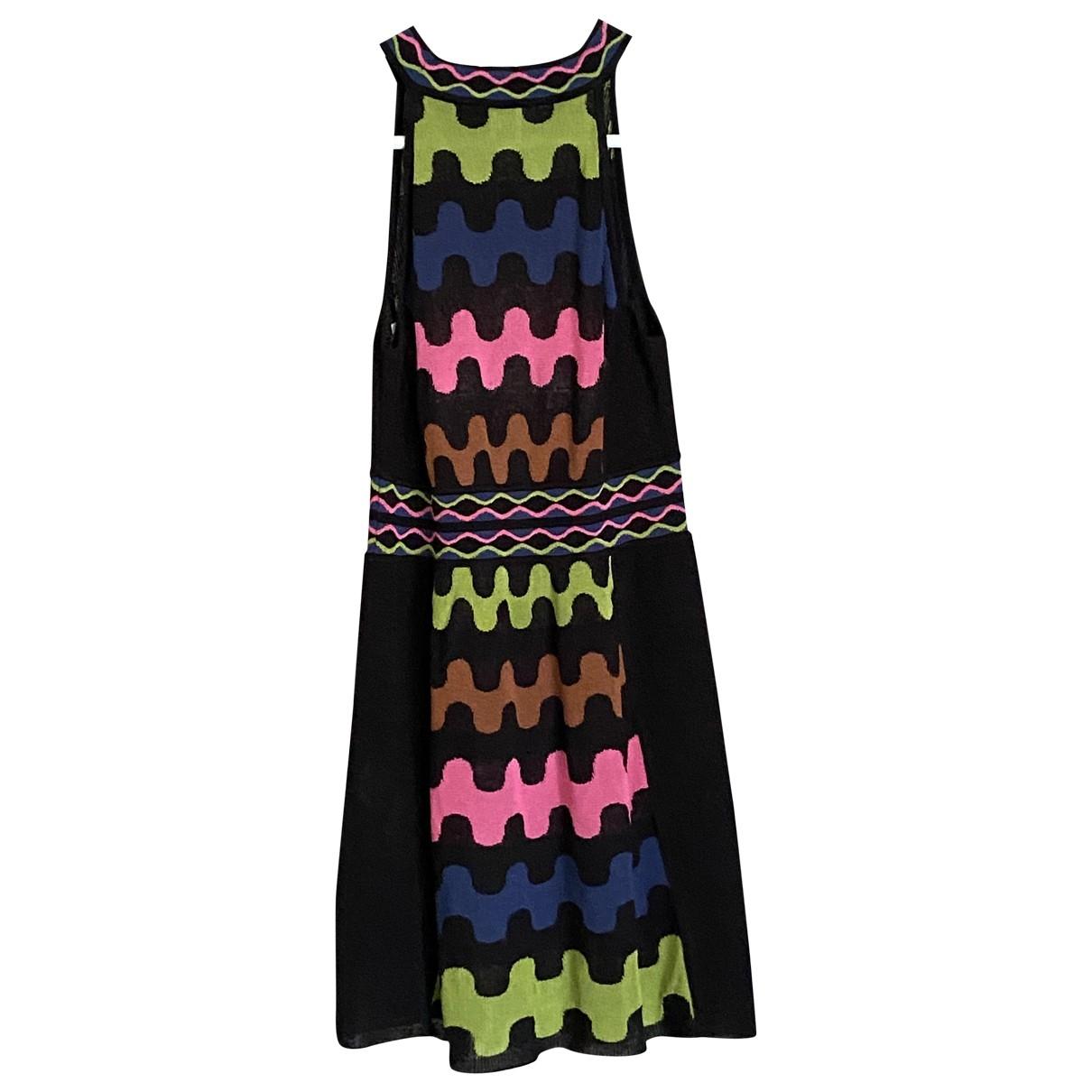 M Missoni \N Kleid in Baumwolle - Elasthan