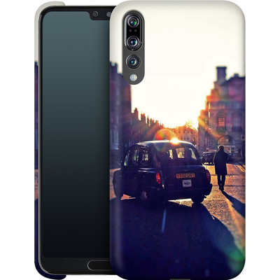 Huawei P20 Pro Smartphone Huelle - Those Simple Days von Ronya Galka