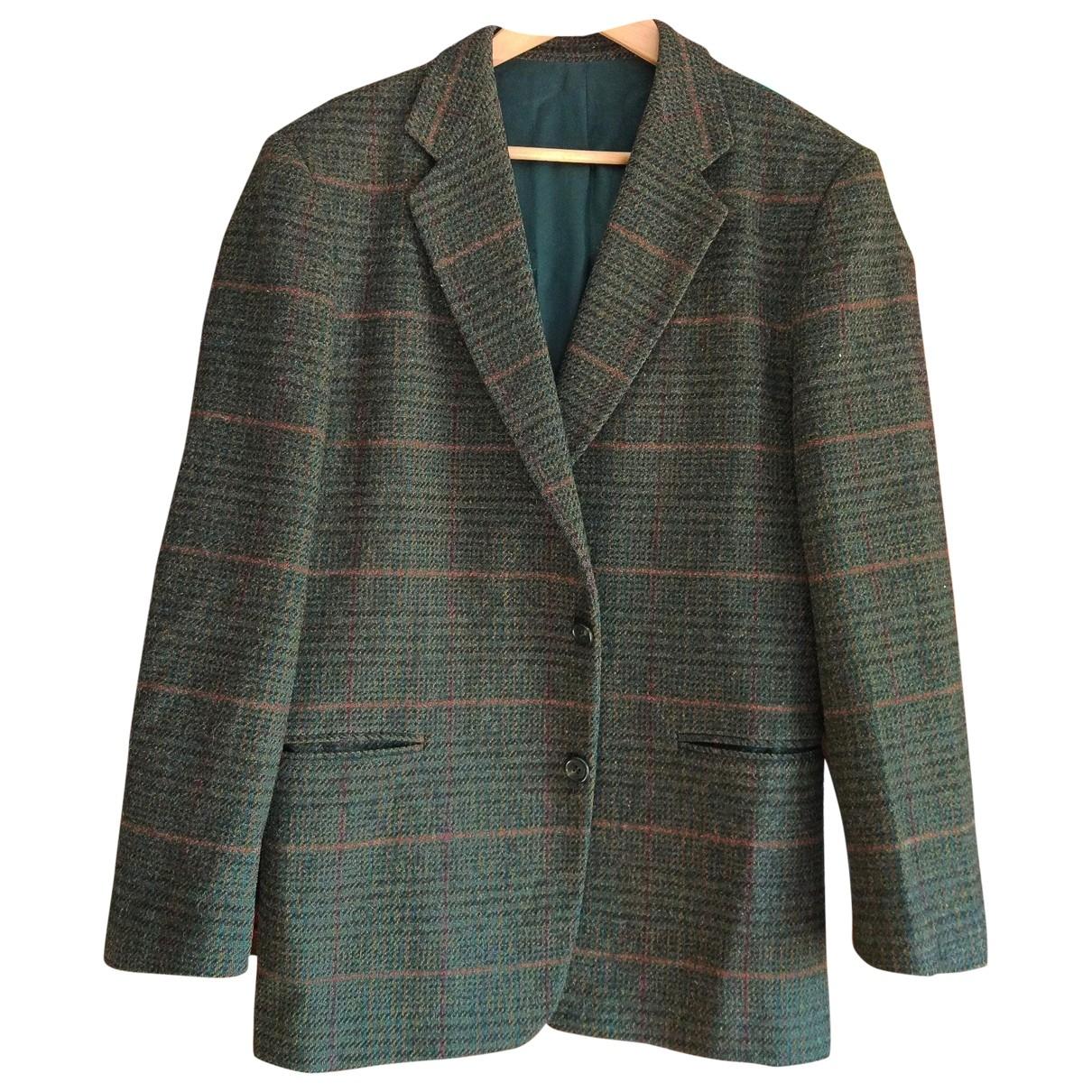 Adolfo Dominguez - Veste   pour femme en laine - multicolore