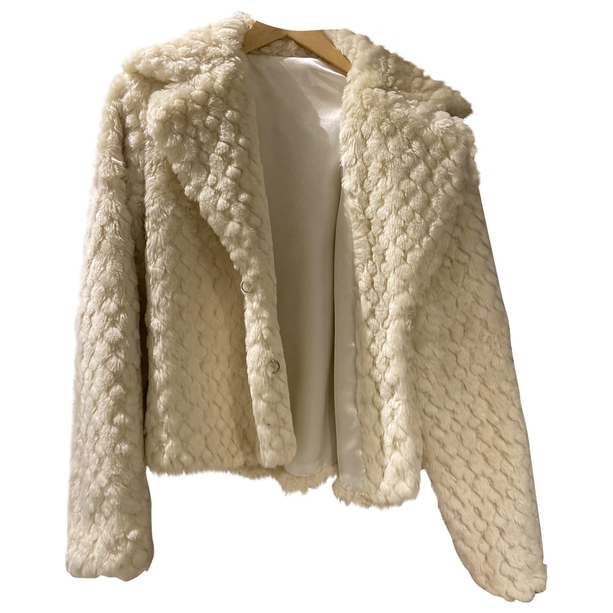 Non Signé / Unsigned \N White Rabbit jacket for Women 10 UK