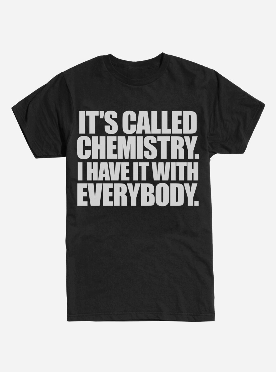 Community Chemistry T-Shirt