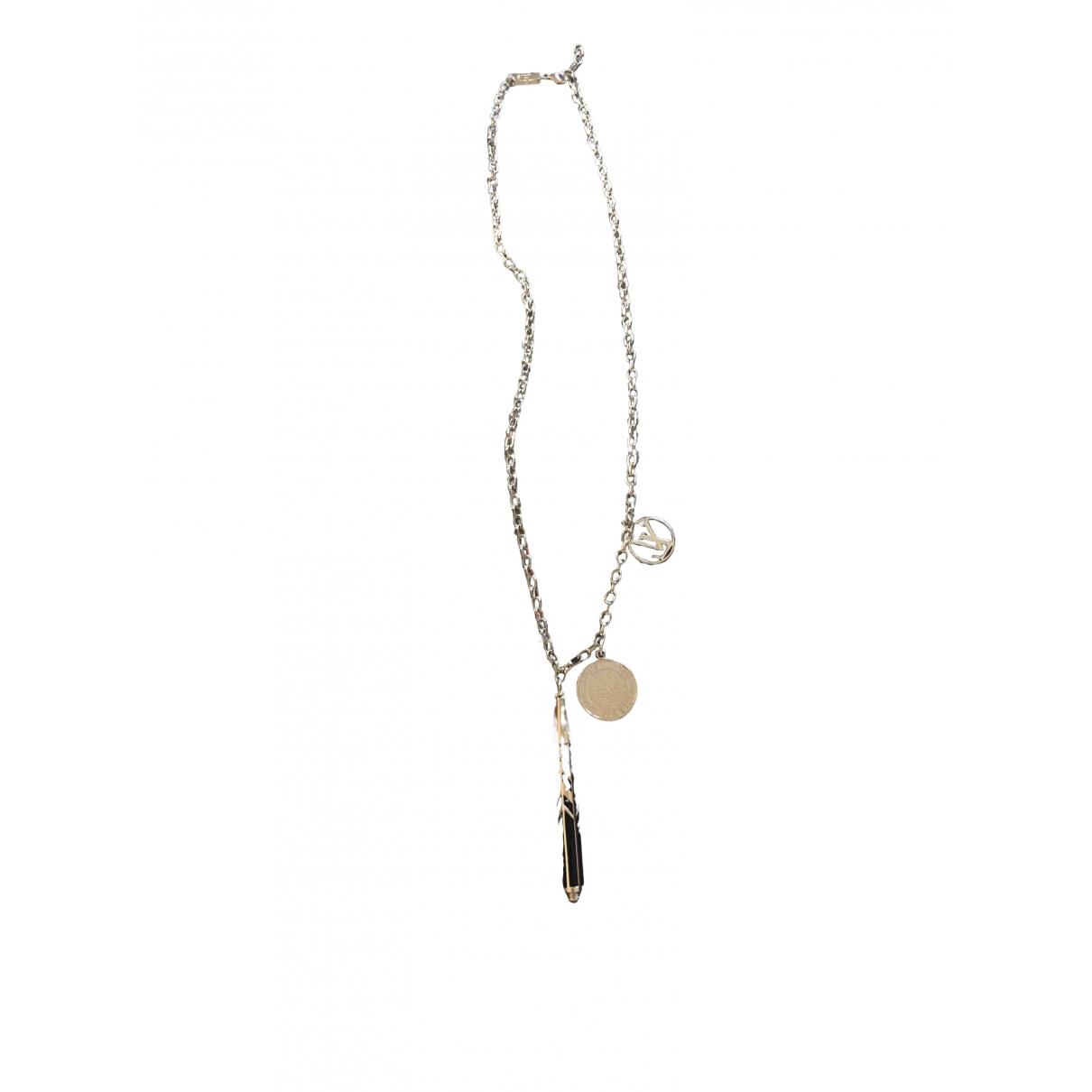 Louis Vuitton \N Schmuckstuecke in  Silber Metall
