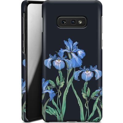 Samsung Galaxy S10e Smartphone Huelle - My Iris von Stephanie Breeze