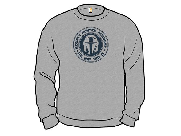 Bounty Hunter Academy T Shirt