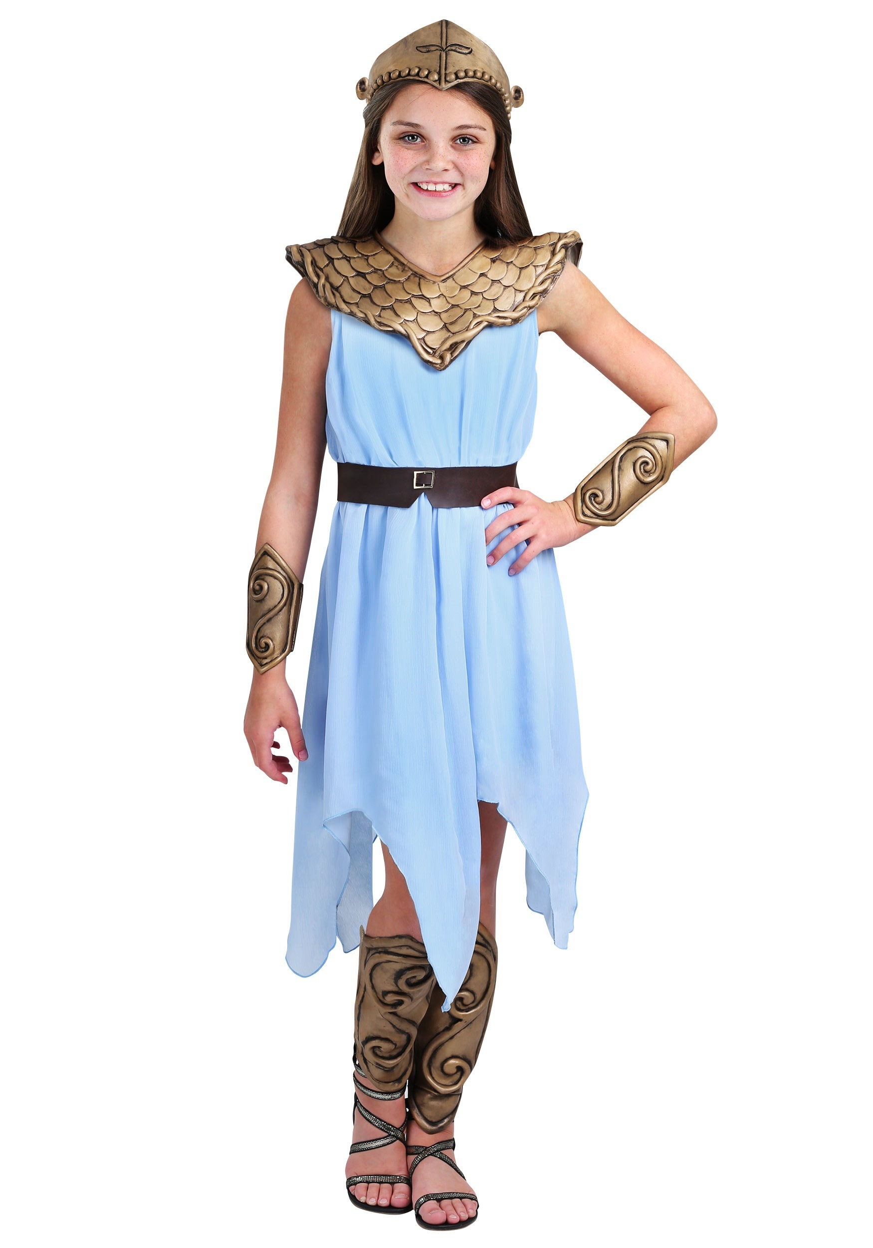 Athena Costume for Girls