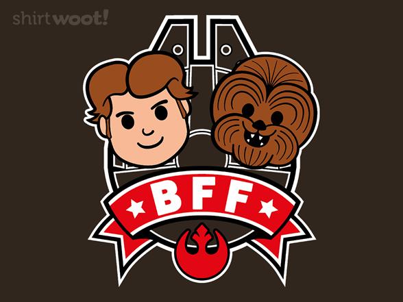 Falcon Bff T Shirt