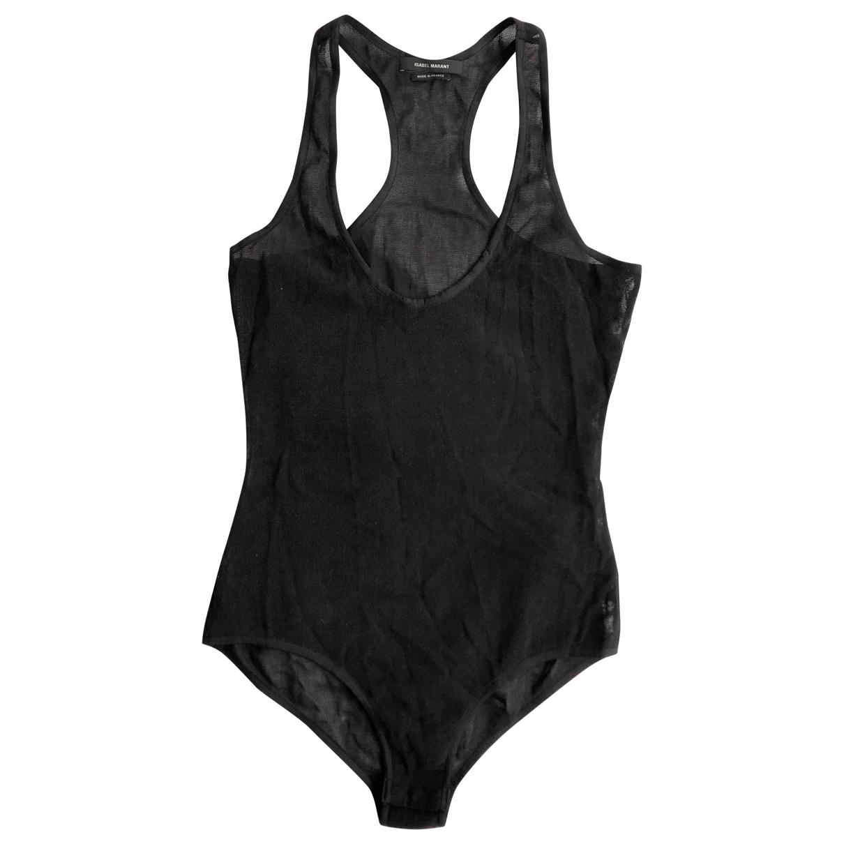 Isabel Marant \N Black Cotton  top for Women S International