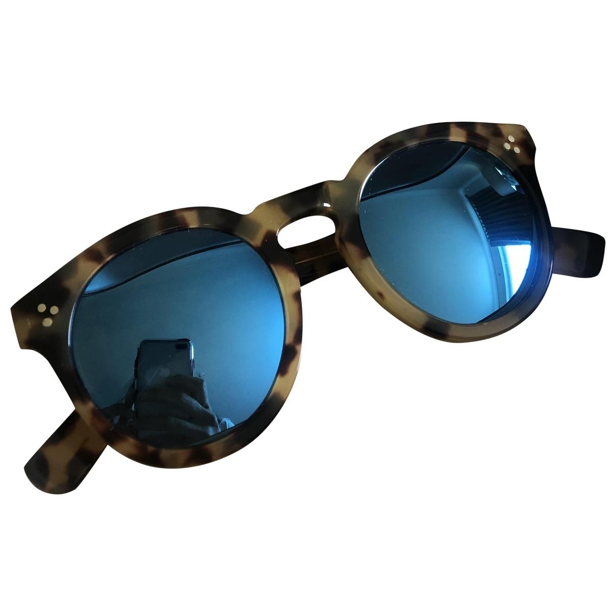 Illesteva - Lunettes   pour femme en autre - bleu