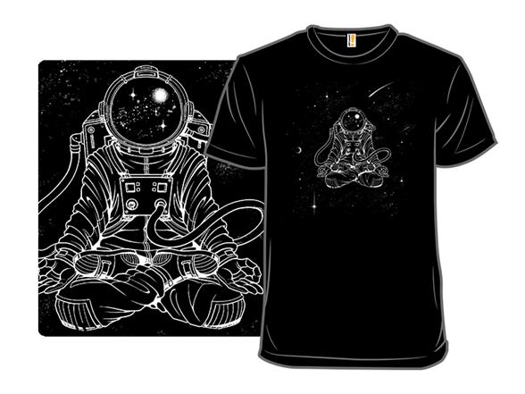 Zen Astronaut T Shirt
