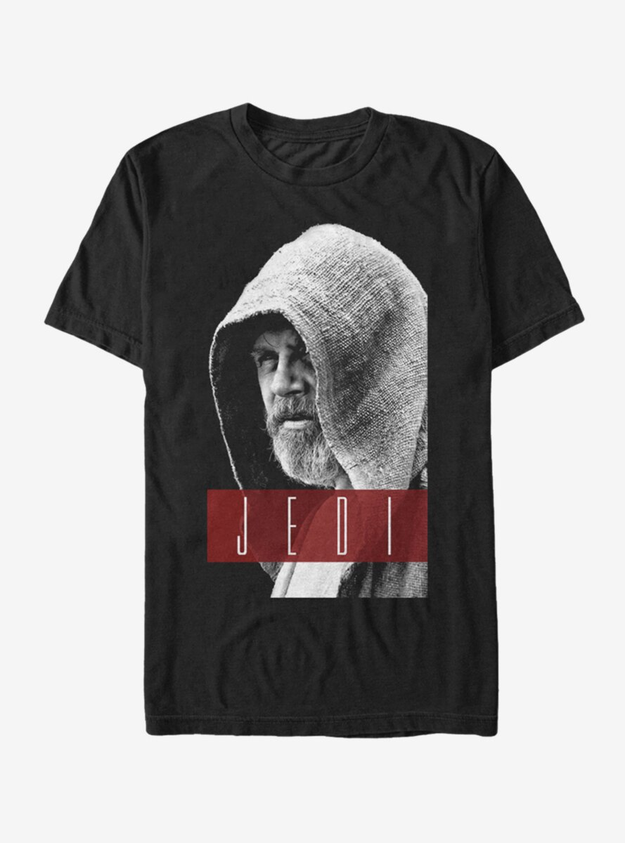 Star Wars Hooded Jedi Luke T-Shirt