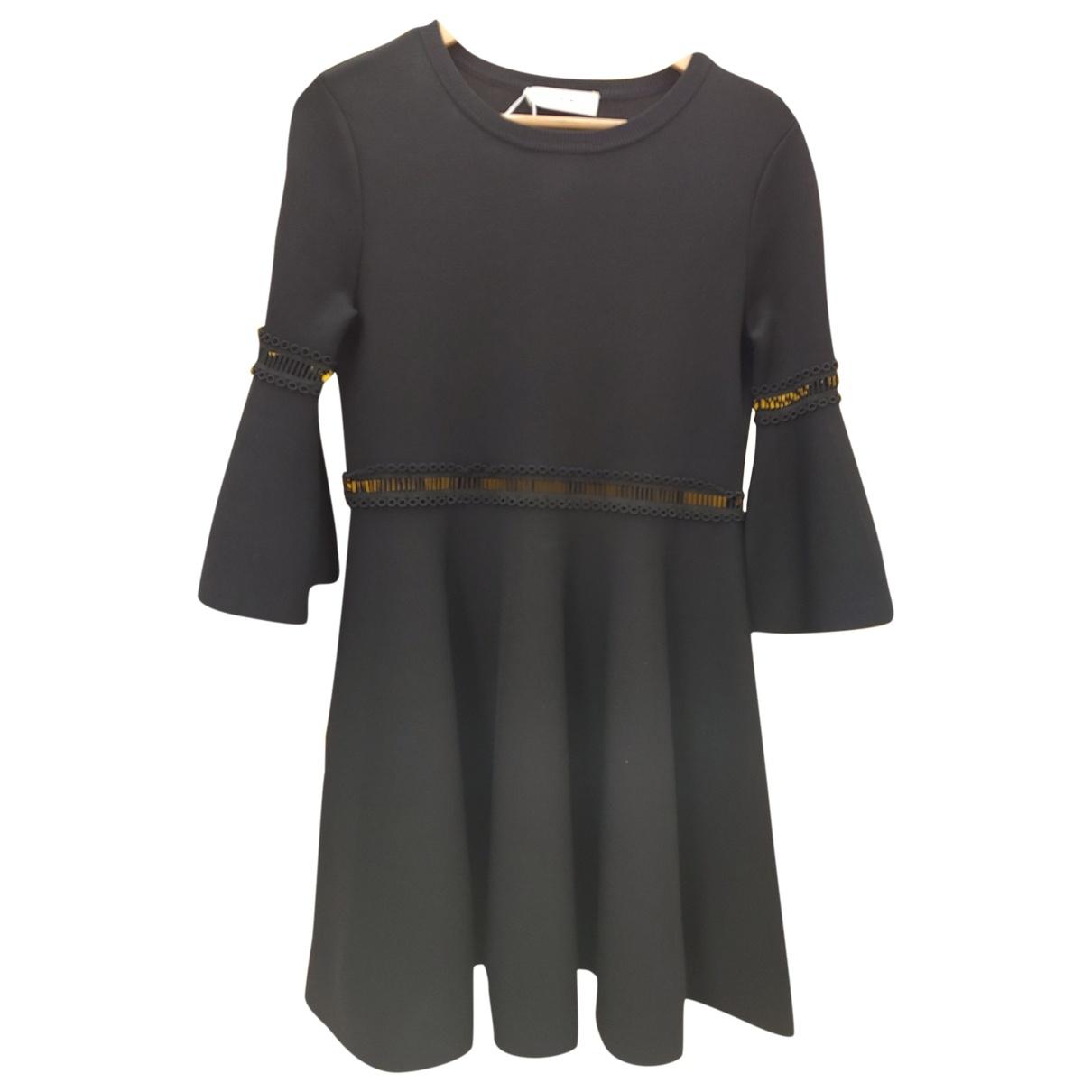 Carven \N Black dress for Women 38 FR