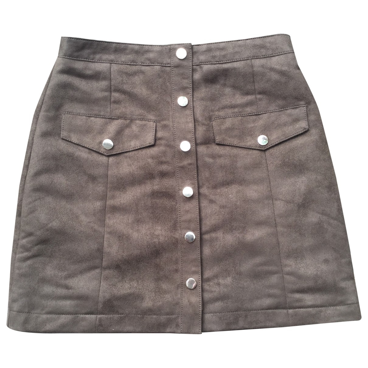 Mini falda de Cuero Ted Baker