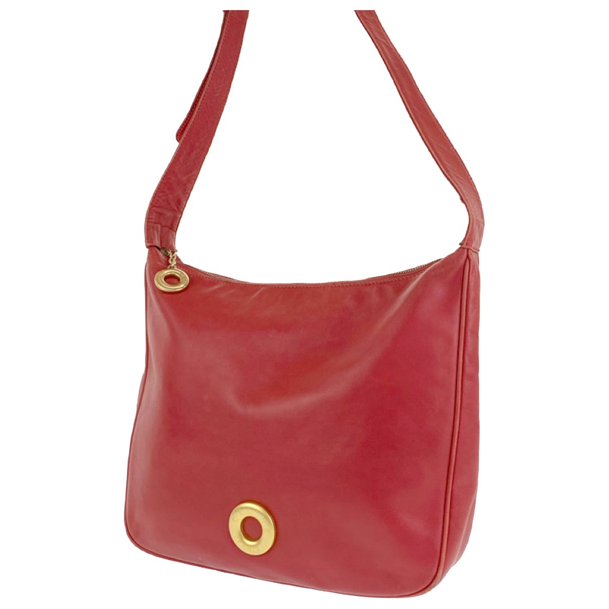 Celine N Leather handbag for Women N