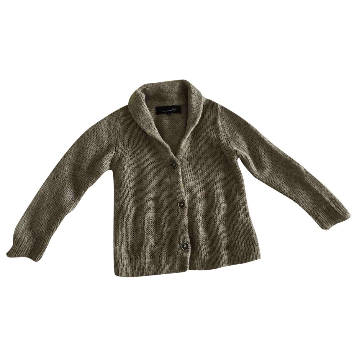 Isabel Marant - Pull   pour enfant en laine - beige