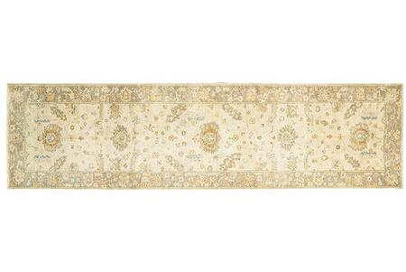 P10307076305ST Runner 2 6 X 10 0 Rug Pad with Oriental Pattern and Handcrafted