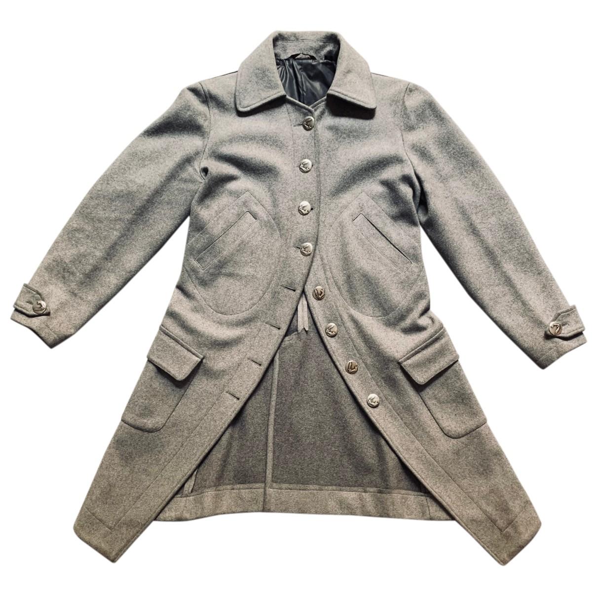 Vivienne Westwood Anglomania - Vestes.Blousons   pour homme en laine - gris
