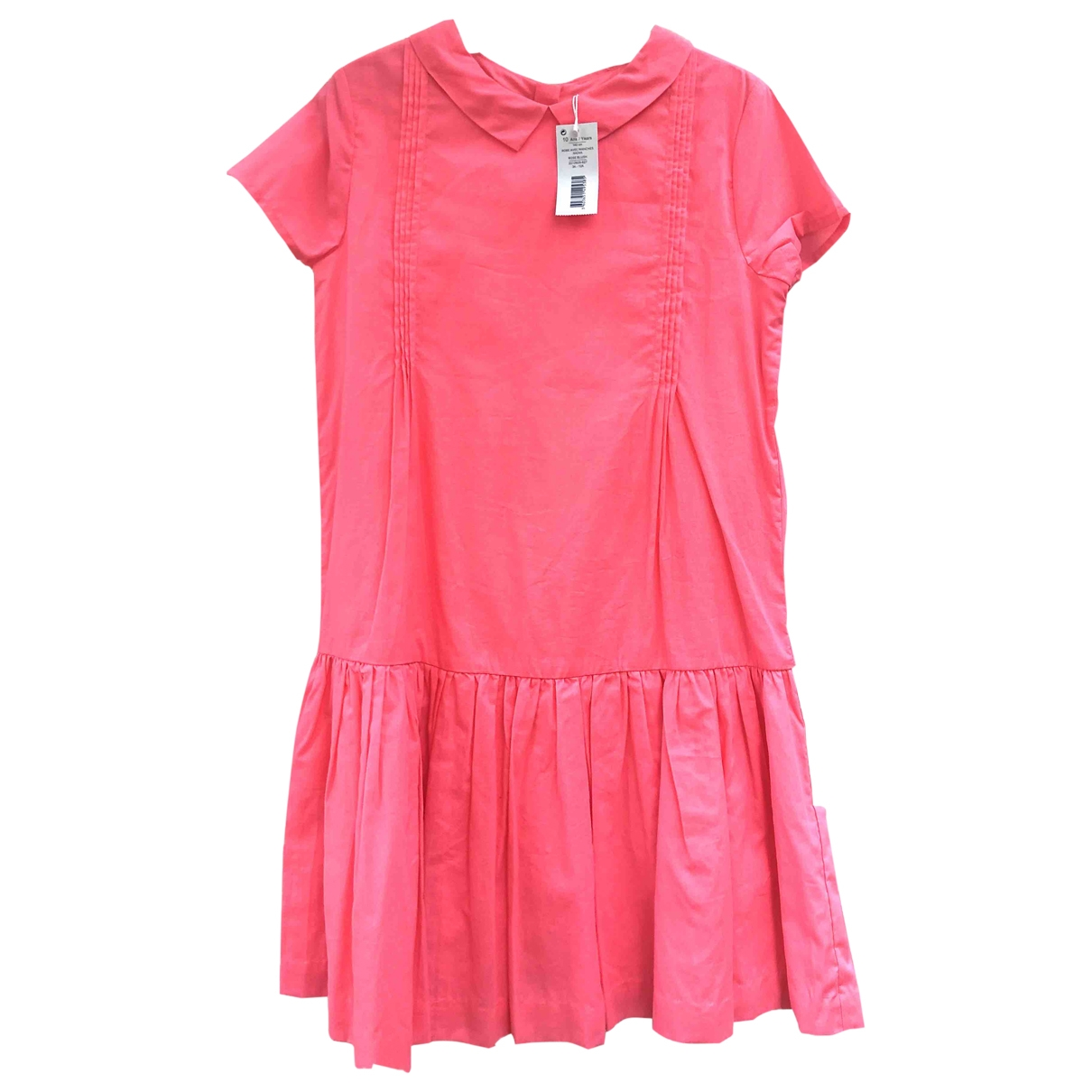 Jacadi \N Kleid in  Rosa Baumwolle